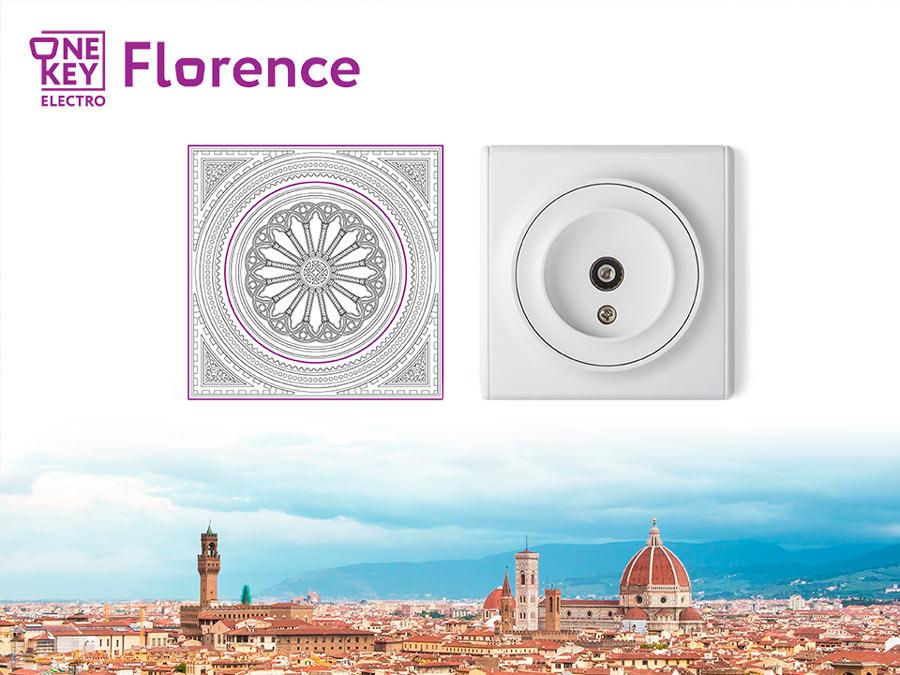 OneKeyElectro - флагманская серия Florence.
