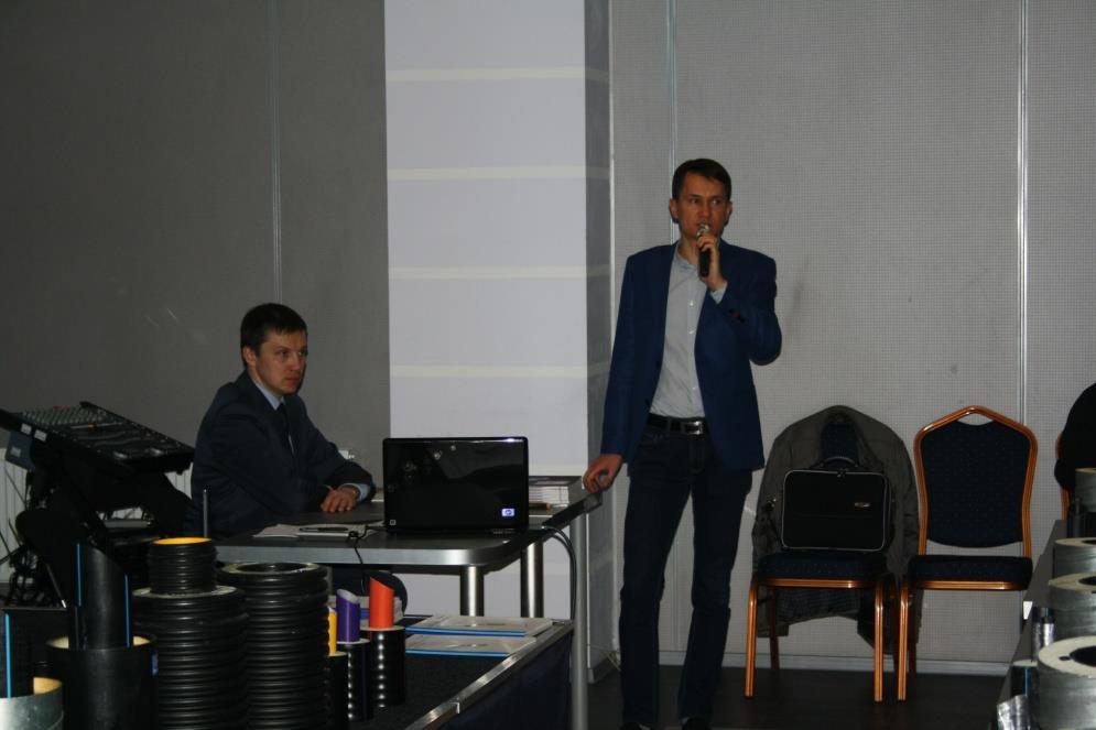 Руководитель направления ООО «Промышленный обогрев» Седунов А.В.